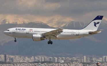 EP-IBJ - Iran Air Airbus A300