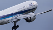 JA791A - ANA - All Nippon Airways Boeing 777-300ER aircraft