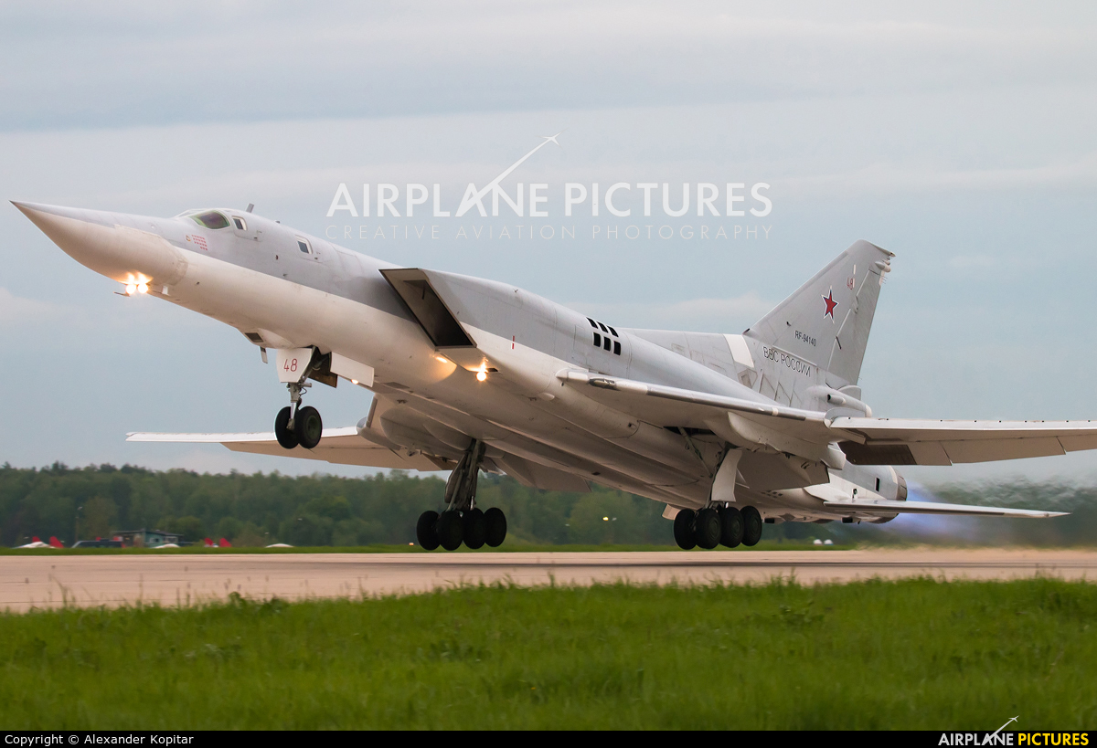 Russia - Air Force 48 aircraft at Undisclosed location