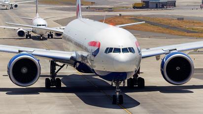 G-STBA - British Airways Boeing 777-300ER
