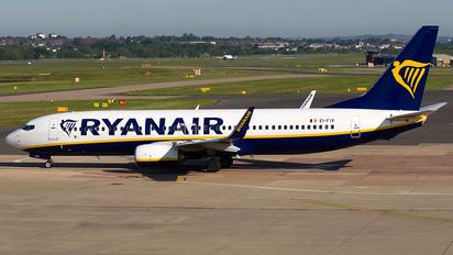 EI-FIV - Ryanair Boeing 737-800