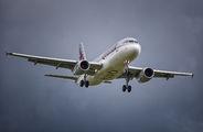 A7-AHA - Qatar Airways Airbus A320 aircraft