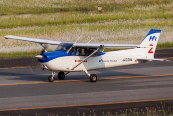 JA32HA - Honda Airways Cessna 172 Skyhawk (all models except RG)