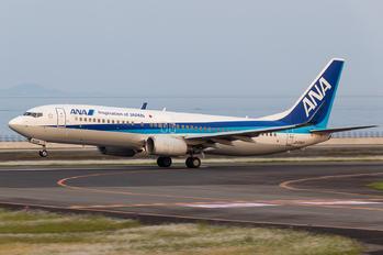 JA55AN - ANA - All Nippon Airways Boeing 737-800