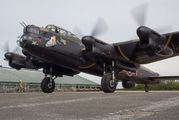 NX611 - Royal Air Force Avro 683 Lancaster VII aircraft