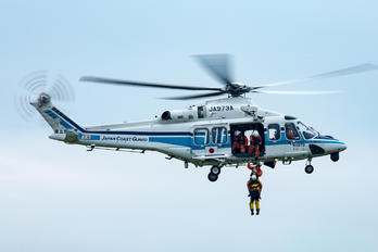 JA973A - Japan - Coast Guard Agusta Westland AW139