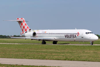 EI-FGH - Volotea Airlines Boeing 717