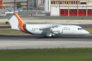 G-JOTR - Jota Aviation British Aerospace BAe 146-200/Avro RJ85