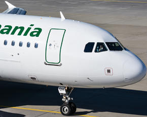 HB-JOH - Germania Airbus A319