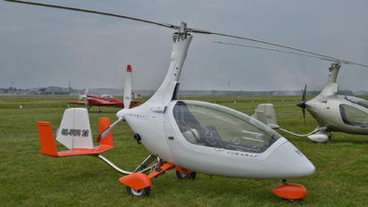 OK-UWC - Private AutoGyro Europe Calidus