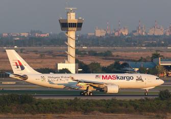 9M-MUD - MASkargo Airbus A330-200F