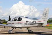 N663KK - Private Cirrus SR22 aircraft
