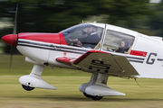 G-BEUP - Private Robin DR.400 series aircraft