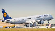 D-AEMD - Lufthansa Regional - CityLine Embraer ERJ-190 (190-100) aircraft