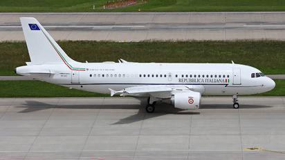 MM62243 - Italy - Air Force Airbus A319 CJ