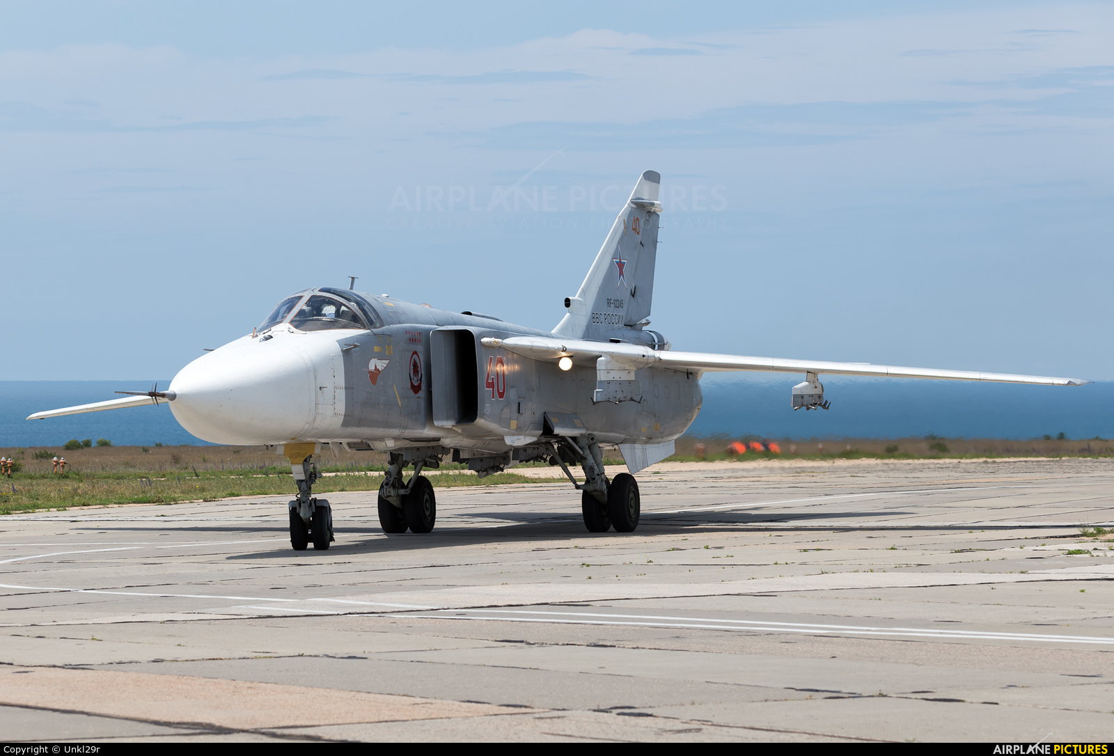 Russia - Air Force RF-92245 aircraft at Undisclosed Location