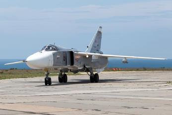 RF-92245 - Russia - Air Force Sukhoi Su-24M