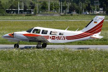 D-GIWL - Private Piper PA-34 Seneca