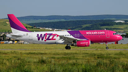 HA-LWN - Wizz Air Airbus A320