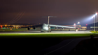 87-0041 - USA - Air Force Lockheed C-5B Galaxy