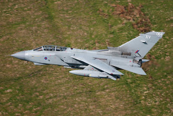 ZA598 - Royal Air Force Panavia Tornado GR.4 / 4A