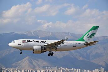 EP-MMP - Mahan Air Airbus A310