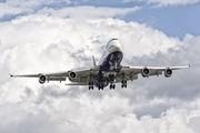 G-CIVX - British Airways Boeing 747-400 aircraft