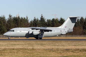 ZE707 - Royal Air Force British Aerospace BAe 146-200/Avro RJ85