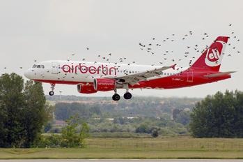 D-ABNT - Air Berlin Airbus A320