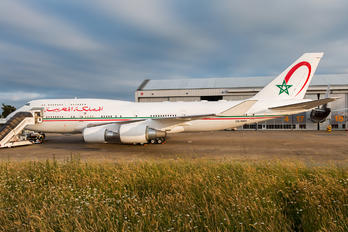 CN-MBH - Morocco - Government Boeing 747-400