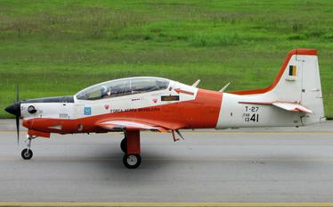 1341 - Brazil - Air Force Embraer EMB-312 Tucano T-27