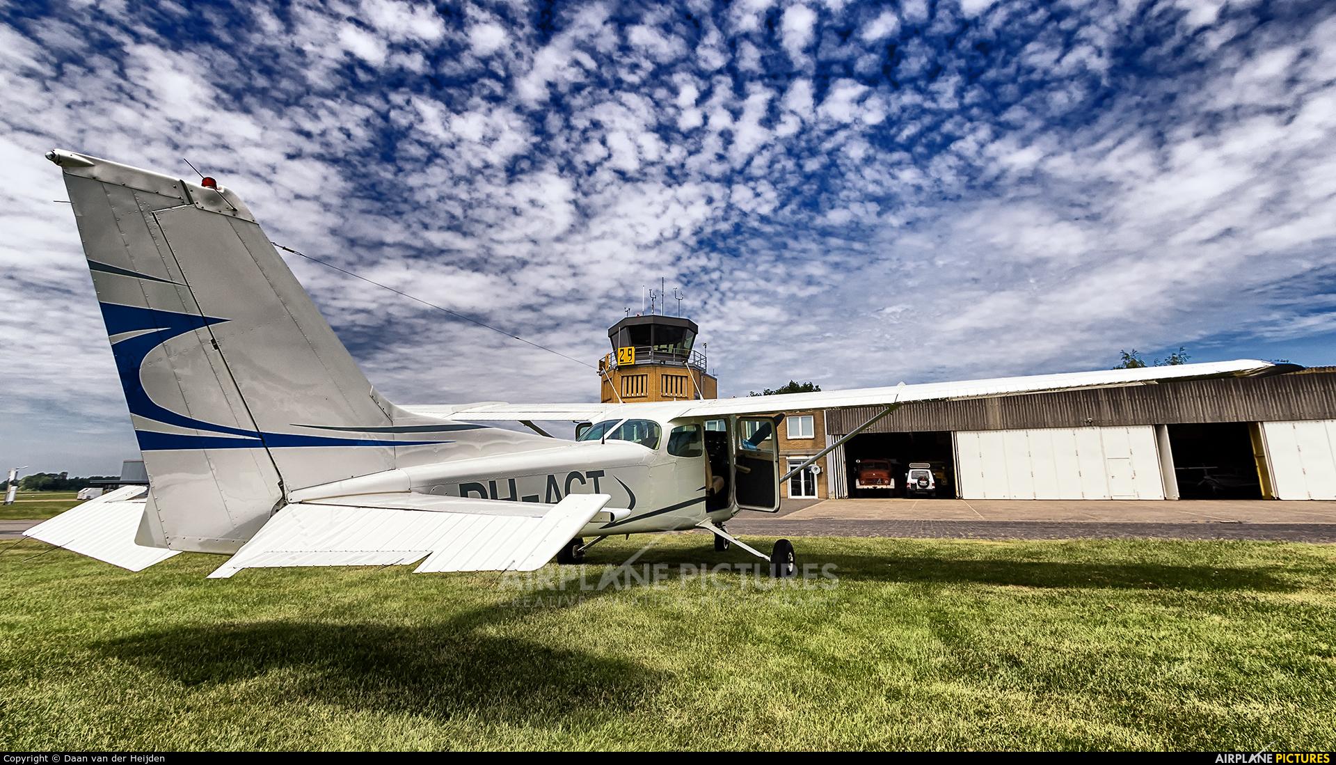 Private PH-ACT aircraft at Stadlohn - Vreden