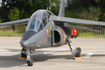 E7 - France - Air Force Dassault - Dornier Alpha Jet E