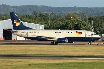 G-JMCO - West Atlantic Boeing 737-300F