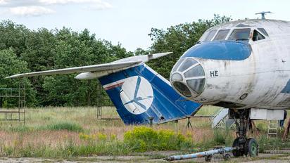 SP-LHE - LOT - Polish Airlines Tupolev Tu-134A
