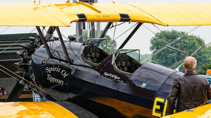 EI-HFD - Private Boeing Stearman, Kaydet (all models)