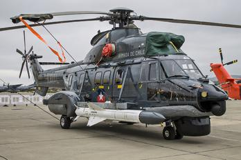 HA-1 - Chile - Navy Aerospatiale AS332 Super Puma L (and later models)