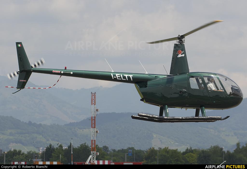 Private I-ELTT aircraft at Bergamo - Orio al Serio