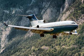 VP-CJN - Starling Aviation Boeing 727-100