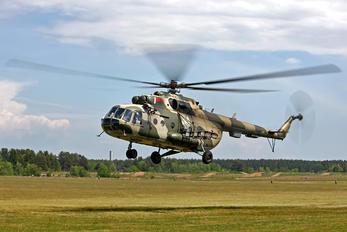 34 - Belarus - Air Force Mil Mi-8MT