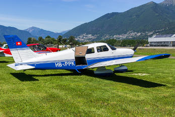 HB-PPK - Private Piper PA-28 Archer