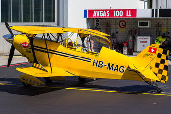 HB-MAG - Private Pitts S-2C Special