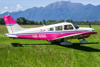 HB-OQS - Private Piper PA-28 Cherokee