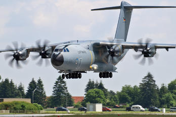 54+02 - Germany - Air Force Airbus A400M