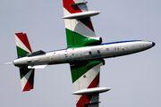 "MM54473 - Italy - Air Force ""Frecce Tricolori"" Aermacchi MB-339-A/PAN aircraft"