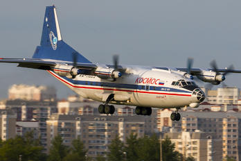 RA-11025 - Kosmos Aviation Company Antonov An-12 (all models)