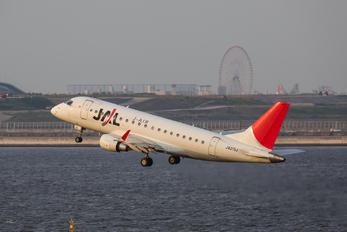 JA213J - J-Air Embraer ERJ-170 (170-100)