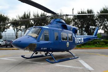 XC-SPV - Mexico - Police Bell 412