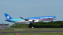 F-OLOV - Air Tahiti Nui Airbus A340-300 aircraft