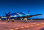 """1435 - Brazil - Air Force """"Esquadrilha da Fumaça"""" Embraer EMB-312 Tucano T-27 aircraft"""